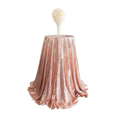 Rose Gold Table Cloth
